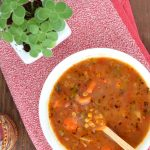 Amy's Organic soups Southwestern  vegetable