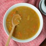 Amy's Organic soups   vegetable barley